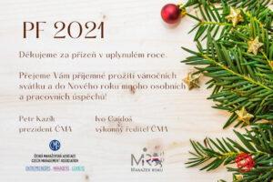 PF2021 ČMA