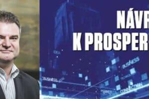 Kniha ČMA Návrat k prosperitě: Libor Witassek o tom, jak covid změnil byznys