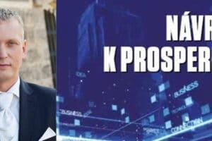 Kniha ČMA Návrat k prosperitě: Martin Hausenblas o nutné podpoře excelence