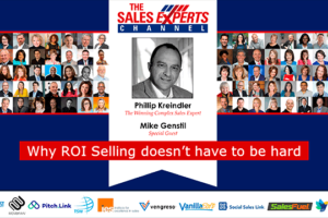 Webinar: Why ROI Selling doesn't have to be hard