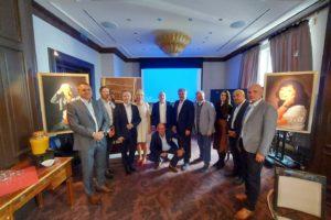 Iniciační schůzka Elite Klub Praha