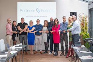 Networkingové setkání podnikatelů v Brně