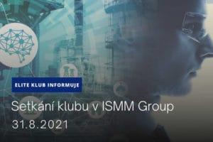 Setkání Elite klubu v ISMM Group