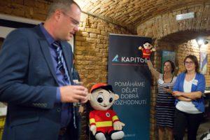 ČMA byla mediálním partnerem velké networkingové akce Business Friends v Brně