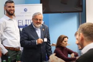 Setkání Elite Klubu MSK ve firmě ISMM Group přineslo novou inspiraci pro osobní rozvoj